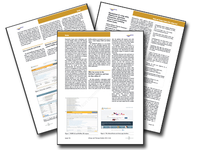 Development of a drug safety ePlatform - Evidex by Advera Health