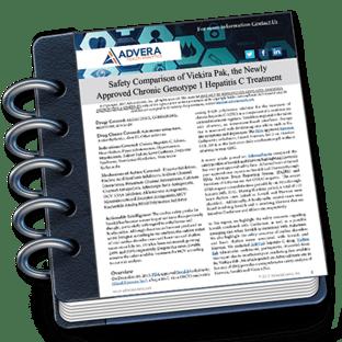 Hepatitis C medication drug safety report